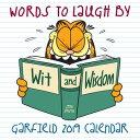 Garfield 2019 Mini Wall Calendar: Words to Laugh by CAL 2019-GARFIELD MINI WALL CA [ Jim Davis ]