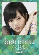 (卓上) 山本彩 2016 AKB48 カレンダー