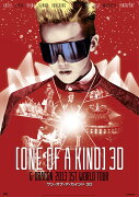 �Dz� ONE OF A KIND 3D ��G-DRAGON 2013 1ST WORLD TOUR�� ��Blu-ray��