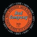 ありがたやっ!!【Bad Company Live 1977&1979 】