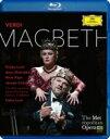 【輸入盤】『マクベス』全曲 ノーブル演出、ルイージ&メトロポリタン歌劇場、ネトレプコ、ルチッチ、他(