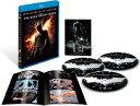 ダークナイト ライジング ブルーレイ&DVDセット(3枚組)【初回限定生産】【Blu-ray】 [ クリスチャン・ベール ]