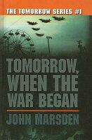 tomorrow when the war began john The tomorrow series john marsden tomorrow, when the war began pan pan macmillan australia.