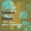 古典 - 【輸入盤】ドヴォルザーク:交響曲第9番『新世界より』(1985)、シューベルト:交響曲第8番『未完成』(1988) セルジウ・チェリビダッケ&ミュン [ ドヴォルザーク(1841-1904) ]