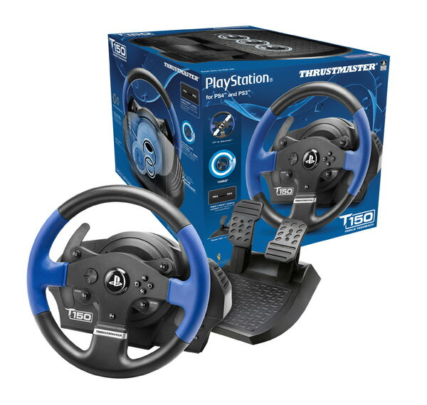 T150 Force Feedback Racing Wheel for PS4/PS3...:book:17740589