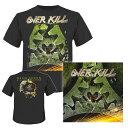 ザ・グラインディング・ウィール (完全生産限定盤 CD+DVD+TシャツLサイズ) [ オーヴァーキル ]