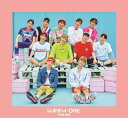 「1×1=1(TO BE ONE)」 (Pink Ver.) -JAPAN EDITION- (CD+DVD) [ Wanna One ]