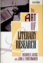 Rakuten - The Art of Literary Research ART OF LITERARY RESEARCH 4/E [ Richard D. Altick ]