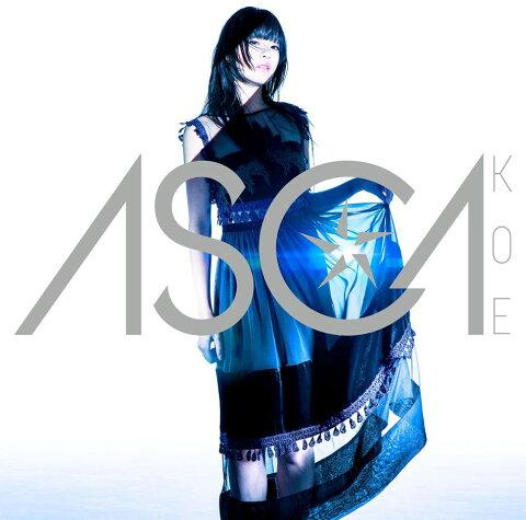 KOE (初回限定盤 CD+DVD) [ ASCA ]
