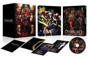 オーバーロード 1 【Blu-ray】 [ 日野聡 ]...:book:17500180