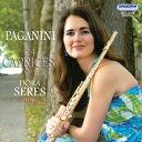 Instrumental Music - 【輸入盤】24のカプリース(フルート版) ドラ・シェレシュ [ パガニーニ(1782-1840) ]