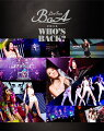 BoA LIVE TOUR 2014〜WHO'S BACK?〜 【Blu-ray】