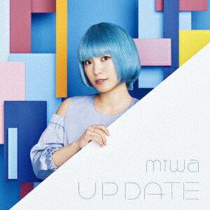 アップデート (初回限定盤 CD+DVD) [ miwa ]