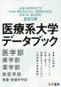 医療系大学データブック(2018)