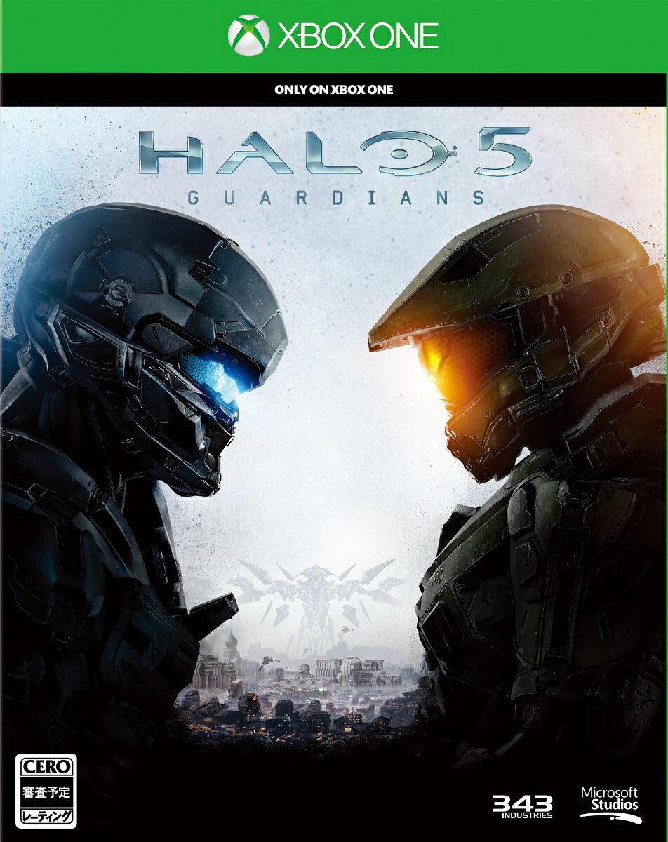 【予約】Halo5: Guardians 通常版