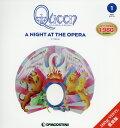 クイーン・LPレコード・コレクション全国版(創刊号) オペラ座の夜 ([バラエティ])