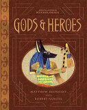 ENCYCLOPEDIA MYTHOLOGICA:GODS&HEROES(POP [ ROBERT & REINHART SABUDA, MATTHEW ]