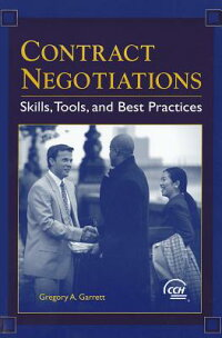 ContractNegotiations:Skills,ToolsandBestPractices