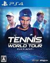 Tennis World Tour PS4版