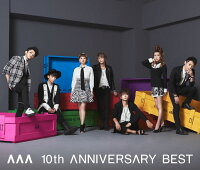 AAA 10th ANNIVERSARY BEST (通常盤 2CD+DVD)