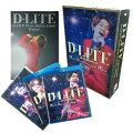D-LITE DLive 2014 in Japan 〜D'slove〜 [Blu-ray(2枚組) + LIVE CD(2枚組)] -DELUXE EDITION-【Blu-ray】