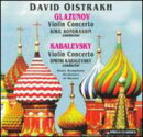 ��͢���ס�Violin Concerto: Oistrakh, Kondrashin, Kabalevsky / Russian State.so