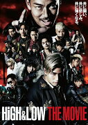 HiGH & LOW THE MOVIE(通常盤)【Blu-ray】