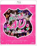 """4U 1st Live!!!「The Pres""""id""""ent 4U」in Osaka & Tokyo(通常盤)【Blu-ray】 [ 4U ]"""