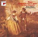 モーツァルト:交響曲第40番 第41番「ジュピター」 他 ブルーノ ワルター