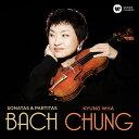 バッハ:無伴奏ヴァイオリンのためのソナタとパルティータ(全6曲) [ チョン・キョンファ ]