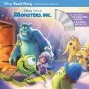 MONSTERS,INC.:READ-ALONG STORYBK(P W/CD) [ DISNEY PRESS ]