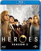 HEROES/ヒーローズ シーズン2 ブルーレイ バリューパック【Blu-ray】