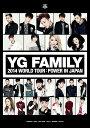 YG FAMILY WORLD TOUR 2014 -POWER- in Japan [3DVD] [ (V.A.) ]
