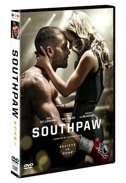 サウスポー DVD [ ジェイク・ギレンホール ]...:book:18132827