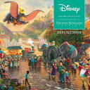 Thomas Kinkade Studios: Disney Dreams Collection 2019 Mini Wall Calendar CAL 2019-THOMAS KINKADE STUDIO [ Thomas Kinkade ]