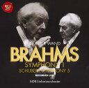 交響曲 - ブラームス:交響曲第1番/シューベルト:交響曲第5番 [ ギュンター・ヴァント ]