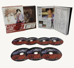 CITY HUNTER Blu-ray Disc BOX(完全生産限定版)【Blu-ray】 [ <strong>神谷明</strong> ]