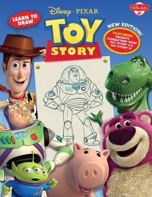 Learn to Draw Disney/Pixar Toy Story LEARN TO DRAW DISNEY PIXAR TOY [ Disney Storybook Artists ]