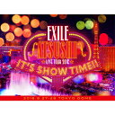 "EXILE ATSUSHI LIVE TOUR 2016 ""IT'S SHOW TIME!!"" 豪華..."