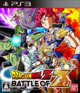 �ɥ饴��ܡ���Z BATTLE OF Z PS3��
