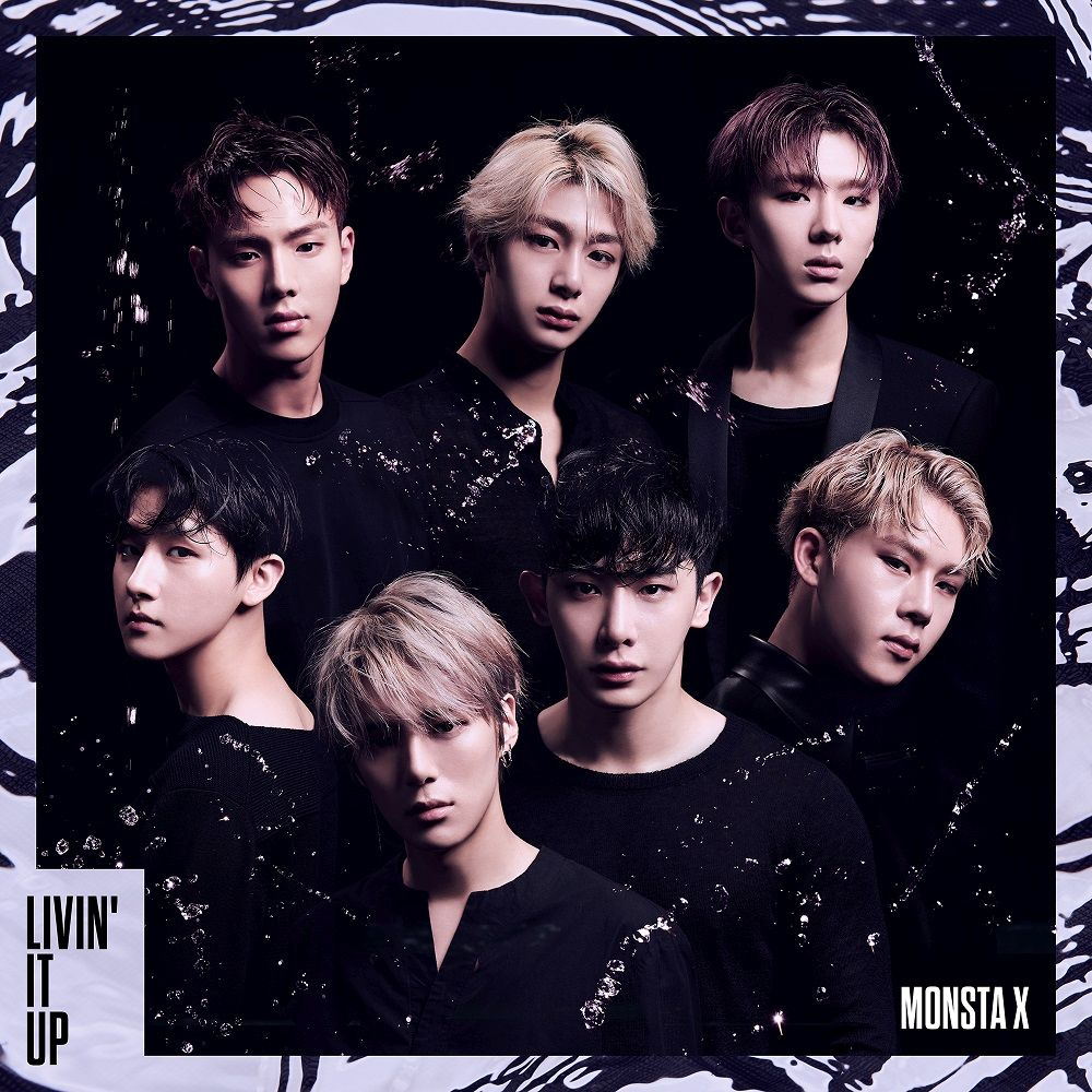 LIVIN' IT UP [ MONSTA X ]の商品画像