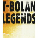 LEGENDS(2CD+DVD) [ T-BOLAN ]