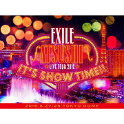 "EXILE ATSUSHI LIVE TOUR 2016 ""IT'S SHOW TIME!!"" 豪華盤(スマプラ対応)【Blu-ray】"