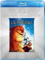 ライオン・キング ダイヤモンド・コレクション【期間限定】【Blu-ray】【Disneyzone】