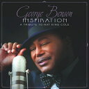 其它 - 【輸入盤】Inspiration a Tribute to Nat King Cole [ George Benson ]