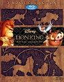 ライオン・キング ブルーレイ・トリロジーセット【期間限定】【Blu-ray】【Disneyzone】