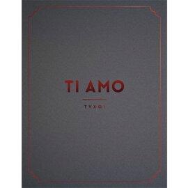 ��͢���ס�TI AMO TVXQ! (������+PHOTOBOOK3��+DVD+�����ݥ�����)