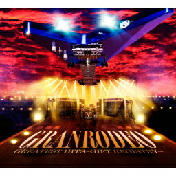<strong>GRANRODEO</strong> ベストアルバム(CD+DVD) [ <strong>GRANRODEO</strong> ]