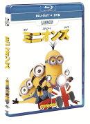 ミニオンズ ブルーレイ+DVDセット【Blu-ray】