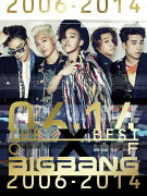<span>ポイント5倍</span>THE BEST OF BIGBANG 2006-2014 (3CD+2DVD)